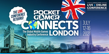 PG Connects London 2021 tickets