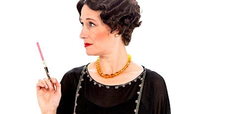 Agatha Christie & Art Deco tickets