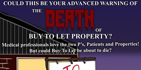 Could This Be Your Advanced Warning Of The Death Of Buy To Let Property? tickets