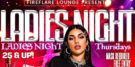 Ladies Night tickets