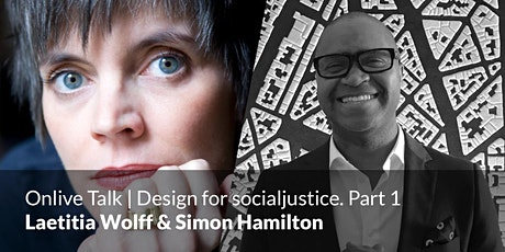 Onlive Talk | Design for social justice in a time of displacement - Part 1 tickets