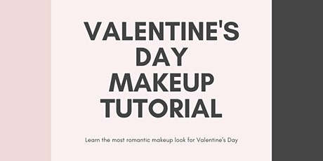 Girl's Night In Valentine's Day Makeup Class Tickets