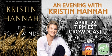 An Evening with Kristin Hannah tickets