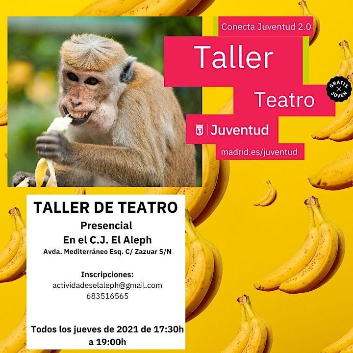 Imagen de Taller de Teatro
