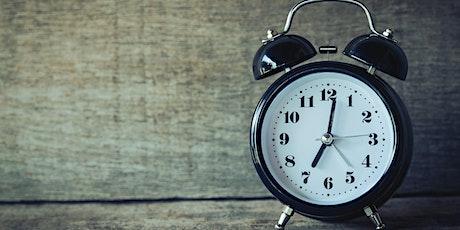 Lets Goos Academy - Tijd en prioriteit tickets