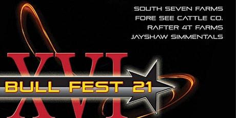 Bull Fest - 16th Annual Simmental Bull Sale tickets