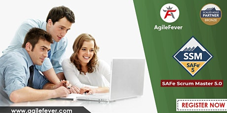 Online SAFe Scrum Master 5.0 Training New York, NY in United States tickets