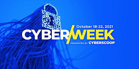 U.S. CyberWeek 2021 tickets