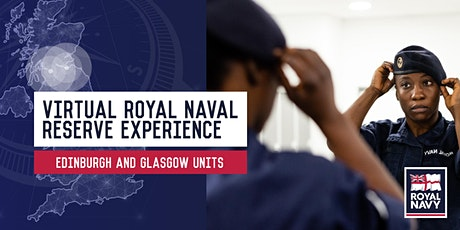 Virtual Royal Naval Reserve Experience - HMS Scotia and HMS Dalriada tickets