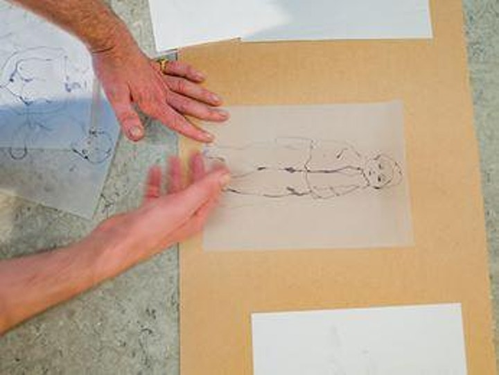 Beginners life drawing course - Spring image