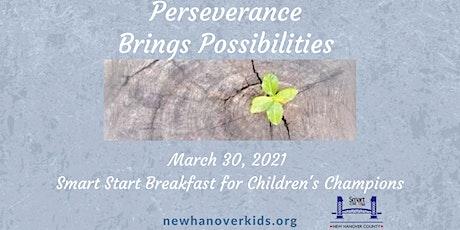Smart Start Breakfast for Children's Champions - Virtual tickets