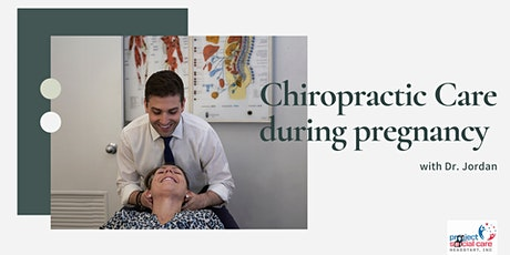 Chiropractic care during pregnancy tickets