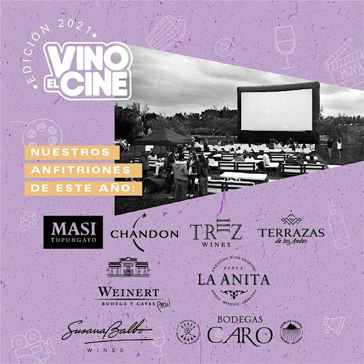 Imagen de Vino el Cine 9na. Edición