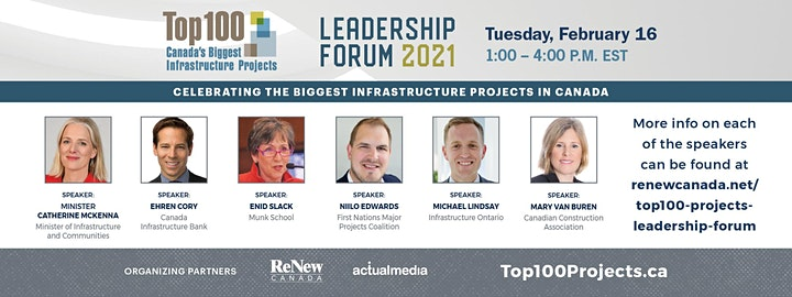 Top 100 Projects Leadership Forum 2021 image