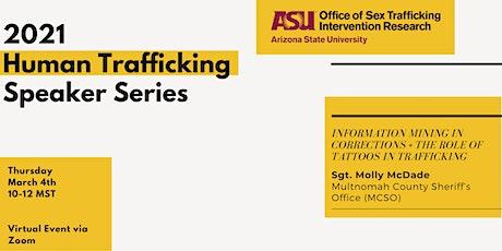 2021 Human Trafficking Speaker Series Tickets