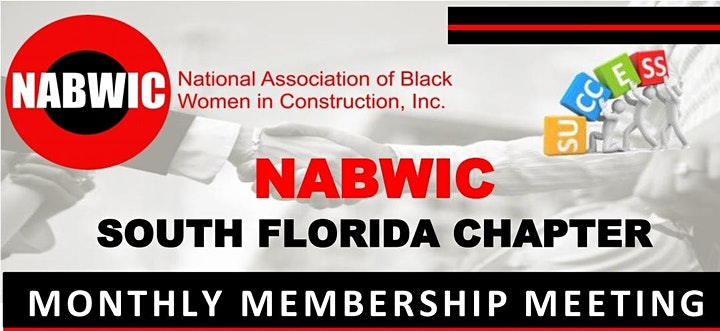 NABWIC SOUTH FLORIDA CHAPTER MONTHLY MEETING image
