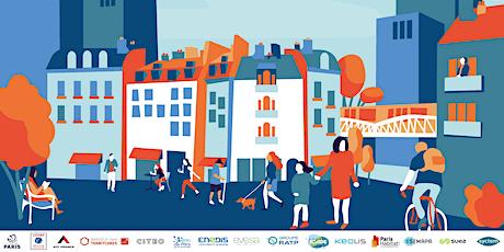 Découvrez la 3ème promotion des Quartiers d'Innovation Urbaine ! billets