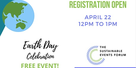 Earth Day for Event People - A celebration of Earth & Events tickets