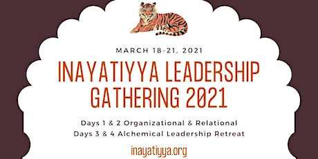 Inayatiyya Leadership Gathering 2021 tickets
