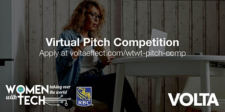 WTWT Virtual Pitch Competition 2021 tickets