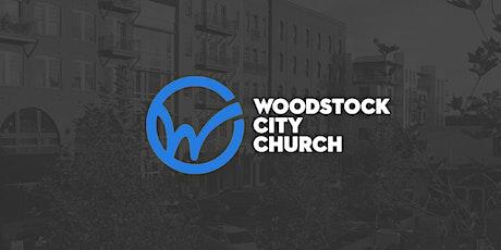 Woodstock City - February 28 - Adult Registration tickets