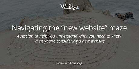 First steps in sorting out your new website tickets