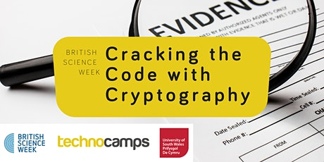 British Science Week: Cracking the Code with Cryptography tickets