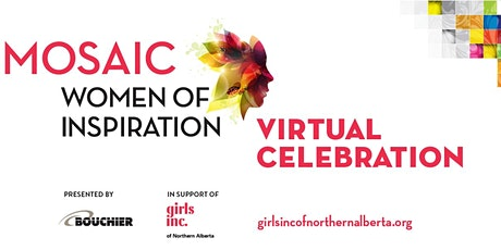 MOSAIC: Women of Inspiration Virtual Celebration tickets