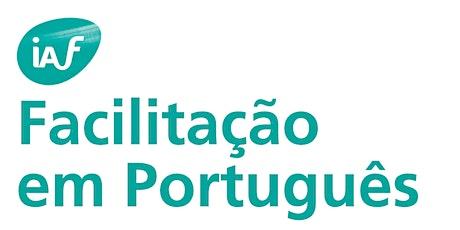 Facilitação  em Português tickets
