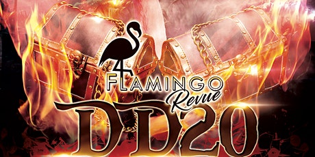 The Flamingo Revue Presents DD20: A Tabletopless Adventure Tickets