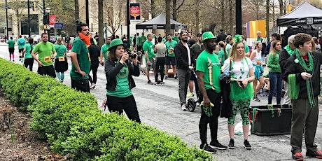 Atlanta St. Patrick's Parade Group Run/Walk (NO PARADE & NOT A 5K) tickets