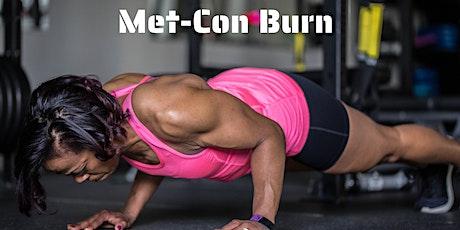 Met Con Workout boletos