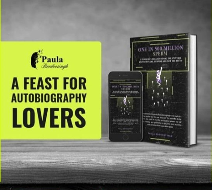 Book Signing & Meet The Author image