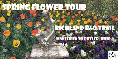 Spring Flower Cycle Tour on the Richland B&O Trail - Butler / Mansfield OH tickets