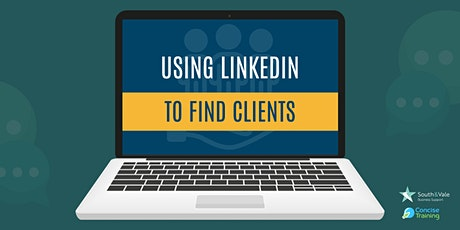 Using LinkedIn to find clients tickets