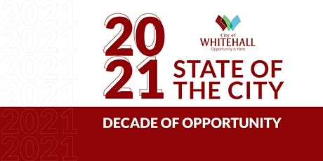 2021 State of the City tickets
