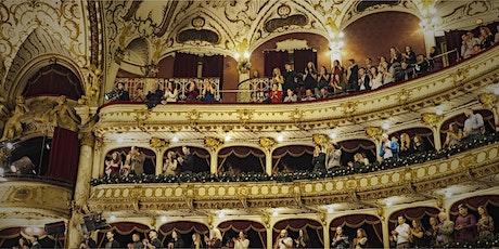 """Conferencia introductoria """"Recorrido por la historia de la ópera"""" entradas"""