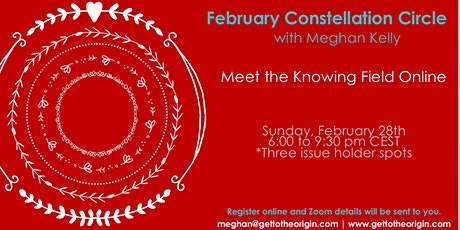 February Constellation Circle with Meghan Kelly tickets