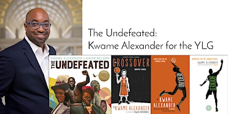 FREE Event with Kwame Alexander tickets