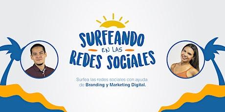 SURFEANDO EN LAS REDES SOCIALES entradas