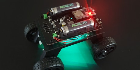 Robotics Workshop for Kids! tickets