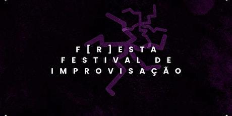 F[r]esta - Festival de Improvisação tickets