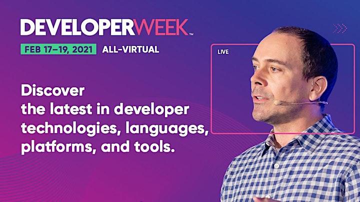 DeveloperWeek 2021 image