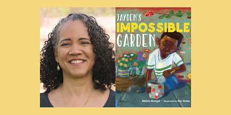 Mélina Mangal, JAYDEN'S IMPOSSIBLE GARDEN - Virtual Launch Party! tickets