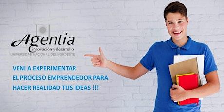 ASIGNATURA FORMACIÓN PARA EMPRENDEDORES UNIVERSITARIOS - 1ºSemestre2021 entradas