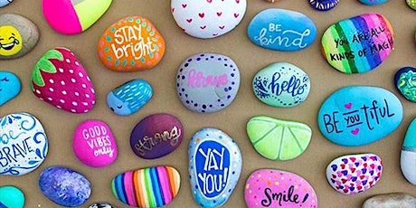 Rock Painting Kits for WOYC organized by Shasta College ECE tickets