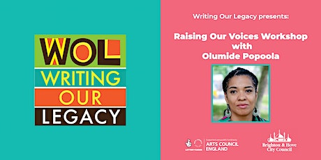 Raising Our Voices workshop with Olumide Poopola tickets