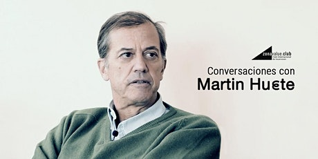 Streaming: Conversaciones con Martín Huete boletos