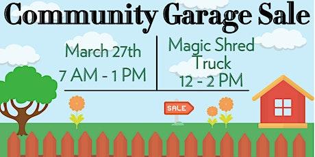 Sandbrock Ranch Spring Community Garage Sale tickets