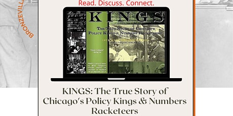Bronzeville Reads In Conversation with Nathan Thompson, author of KINGS tickets